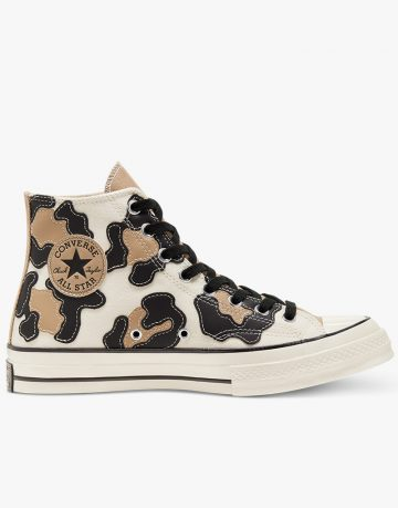 Converse Hacked Archive Nomad High Tops Shoes