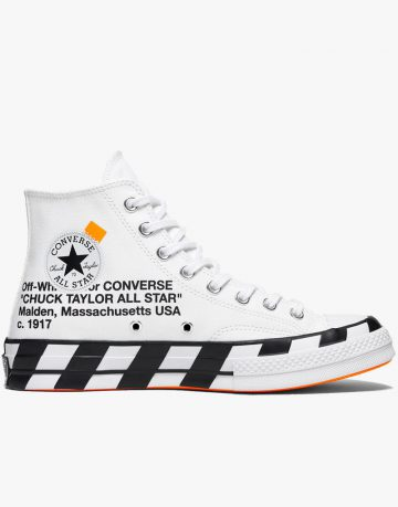 Converse Off White High Tops White Shoes