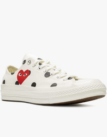 Converse All Star Play Polka Low Tops